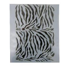 Büyük Zebra Ahşap Boyama şablonu 24x30 Cm 679 Tl Bu Fiyata Son