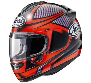 Arai Chaser-X Kask Tough Red