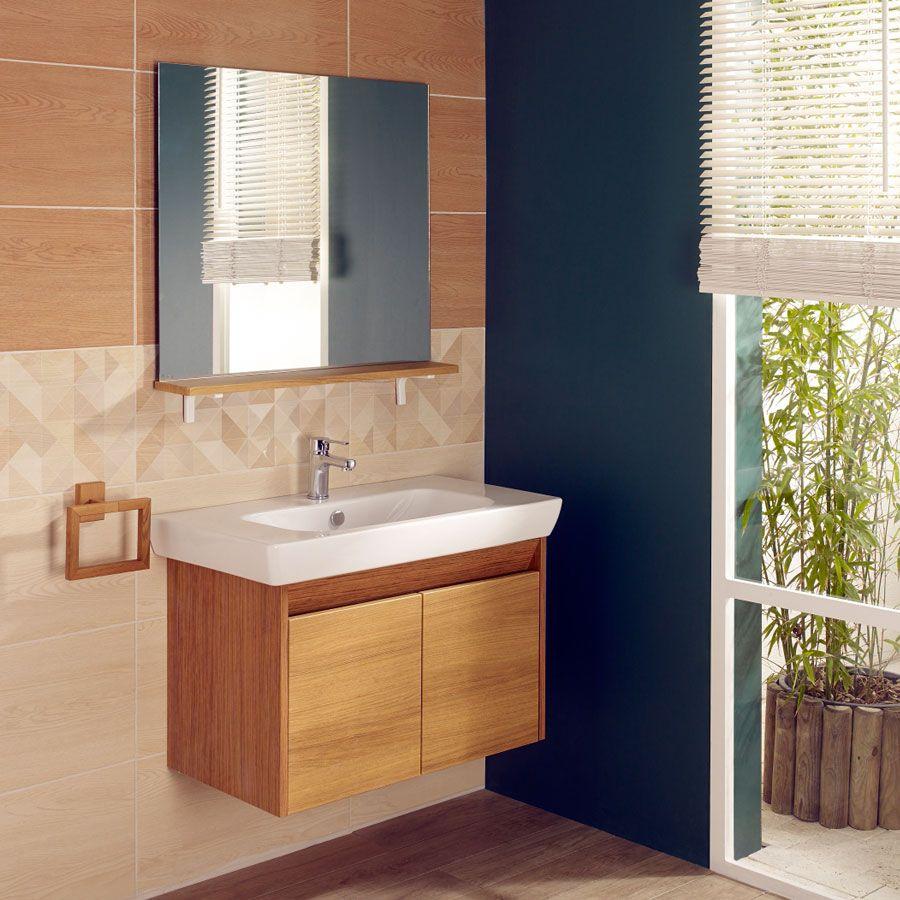 step tik set banyo dolab 85 cm. Black Bedroom Furniture Sets. Home Design Ideas