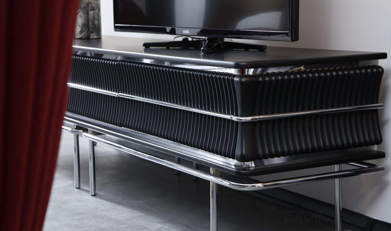 tesla siyah tv unitesi rmmhome com tr modern tv uniteleri modelleri