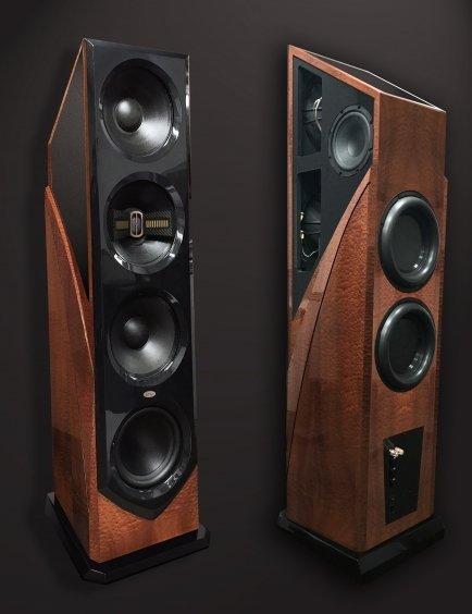 Legacy Valor Hi End Speaker System 199 İft