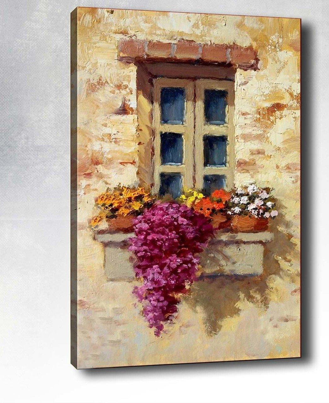 Kurutulmuş Çiçeklerle Tablo Yapımı