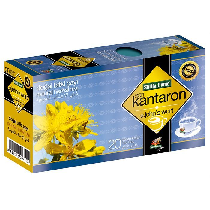 Doğal antideprasan sarı kantaron çayının faydaları nelerdir