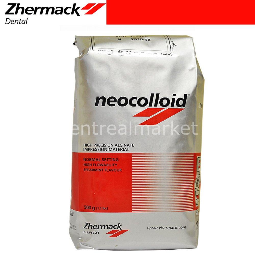 Zhermack Neocolloid Silikonlu Aljinat