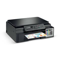 Brother DCP-T500W Bitmeyen Kartuşlu A4 Yazıcı+Tarayıcı+Fotokopi (Orijinal Mürekkepli)