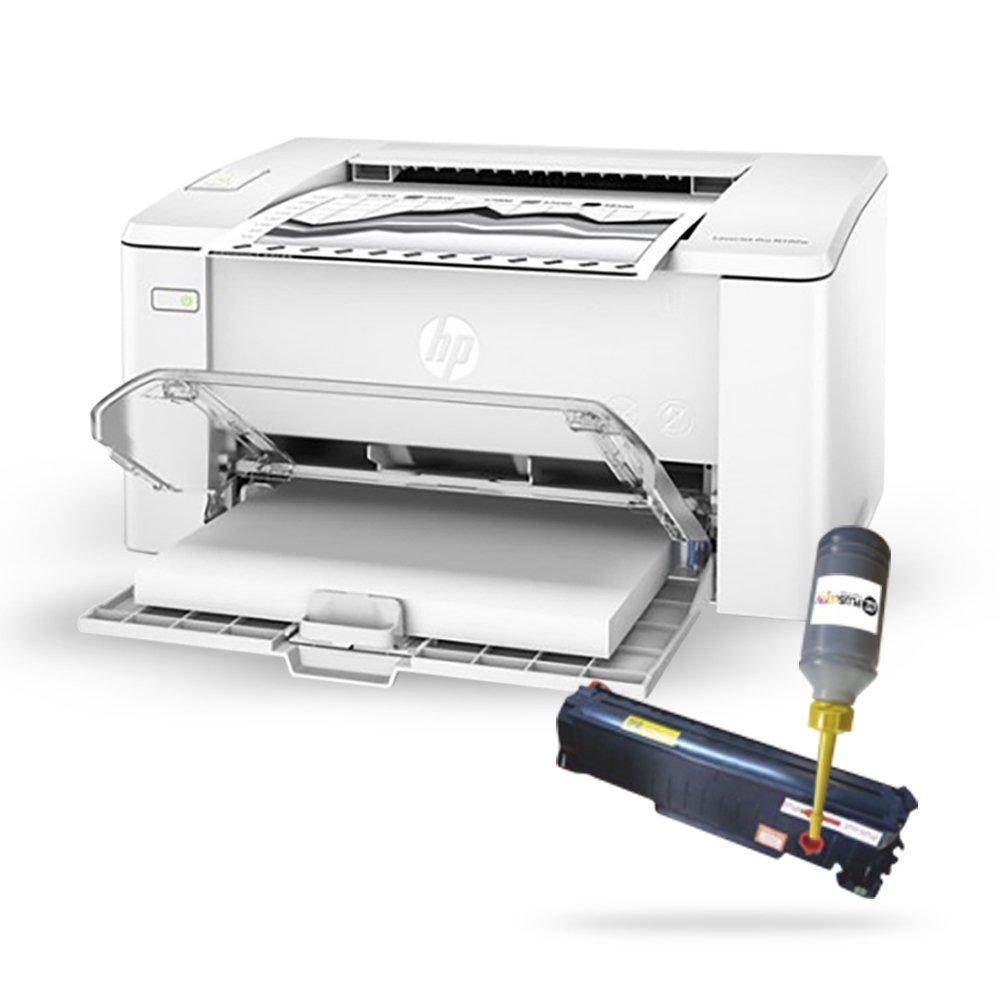 HP M102 DOLAN TONERLİ HIZLI YAZICI G3Q34A (1 Sayfa Baskı 0,02 TL)