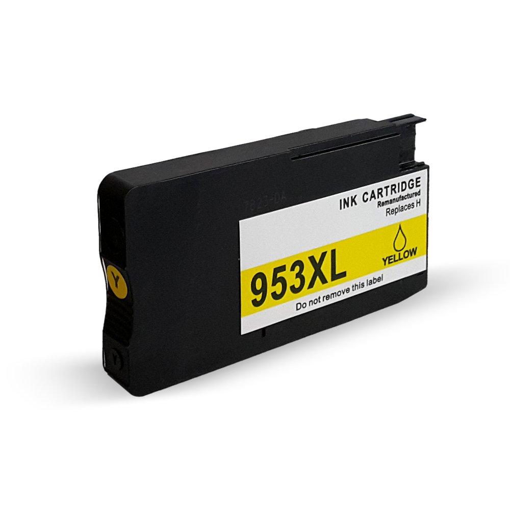 BK HP 953XL Sarı Uyumlu Kartuş F6U18AE - HP 7220, 7230, 7240, 8240, 8710, 8720, 8730, 8740