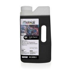 Epson Piezzo Kafalar için 1000 ml SİYAH BLACK Tekstil Mürekkep (T-ETP)