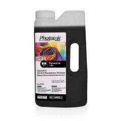 DX5 ve DX7 Kafalar için 1000 ml SİYAH BLACK Pigment Plotter Mürekkep (T-PND)
