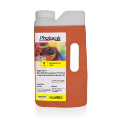 DX5 ve DX7 Kafalar için 1000 ml SARI YELLOW Pigment Plotter Mürekkep (T-PND)
