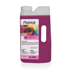 DX5 ve DX7 Kafalar için 1000 ml AÇIK KIRMIZI LIGHT MAGENTA Pigment Plotter Mürekkep (T-PND)