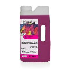 DX5 ve DX7 Kafalar için 1000 ml KIRMIZI MAGENTA Dye Plotter Mürekkep (T-PND)
