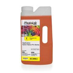 EPSON Stylus Pro için 1000 ml SARI YELLOW Pigment Plotter Mürekkep (T-EPR)