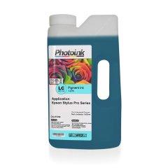 EPSON Stylus Pro için 1000 ml AÇIK MAVİ LIGHT CYAN Pigment Plotter Mürekkep (T-EPR)