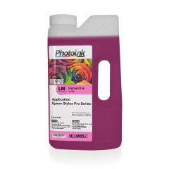 EPSON Stylus Pro için 1000 ml AÇIK KIRMIZI LIGHT MAGENTA Pigment Plotter Mürekkep (T-EPR)