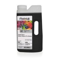 EPSON Stylus Pro için 1000 ml AÇIK SİYAH LIGHT BLACK Pigment Plotter Mürekkep (T-EPR)