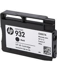 HP 932 Orijinal Siyah Kartuş Bitmeyen Kartuş Sistemine uyumlu HP 7612
