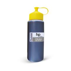 HP Plotter için uyumlu 500 ml Pigment Gray Mürekkep (PHOTO INK Akıllı Mürekkep)