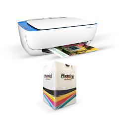 HP Deskjet Ink Advantage 3635 Yazıcı VE KOLAY DOLUM SETLİ (F5S44C)