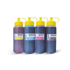 Photoink Epson uyumlu 4x500 ml Mürekkep Seti L100/110/200/210/220/ 300/310/355/455/550 /800/810/850/1300/1800/ l382/l386/l455/1455