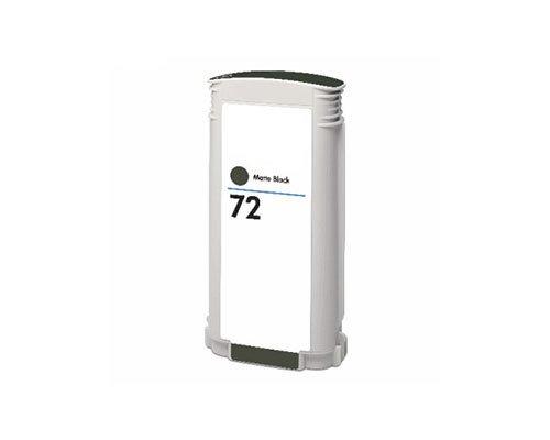 HP 72 C9403A (130ML) Mat Siyah İthal Muadil Mürekkep Kartuş