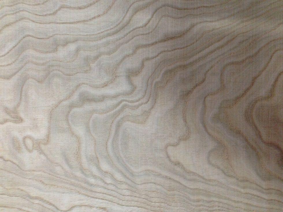 Kestane Ağacı 19cm x 30cm x 3mm
