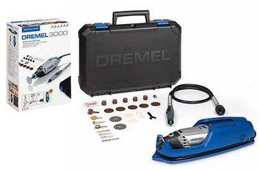 Dremel 3000 El Motoru 25 Aksesuarlı + Esnek Mil / F0133000JS
